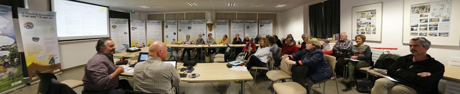 Saint André les Alpes: Le Conseil de Développement se projette vers le futur