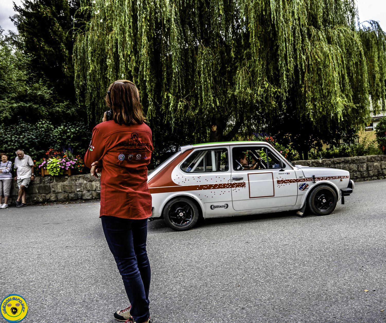 Colmars les Alpes  : 3eme course du col des champs