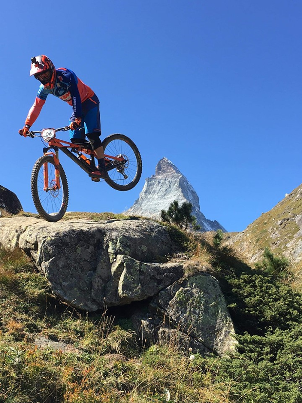 Barrême Enduro World Series 2019 VTT Lucas aux portes du TOP 50
