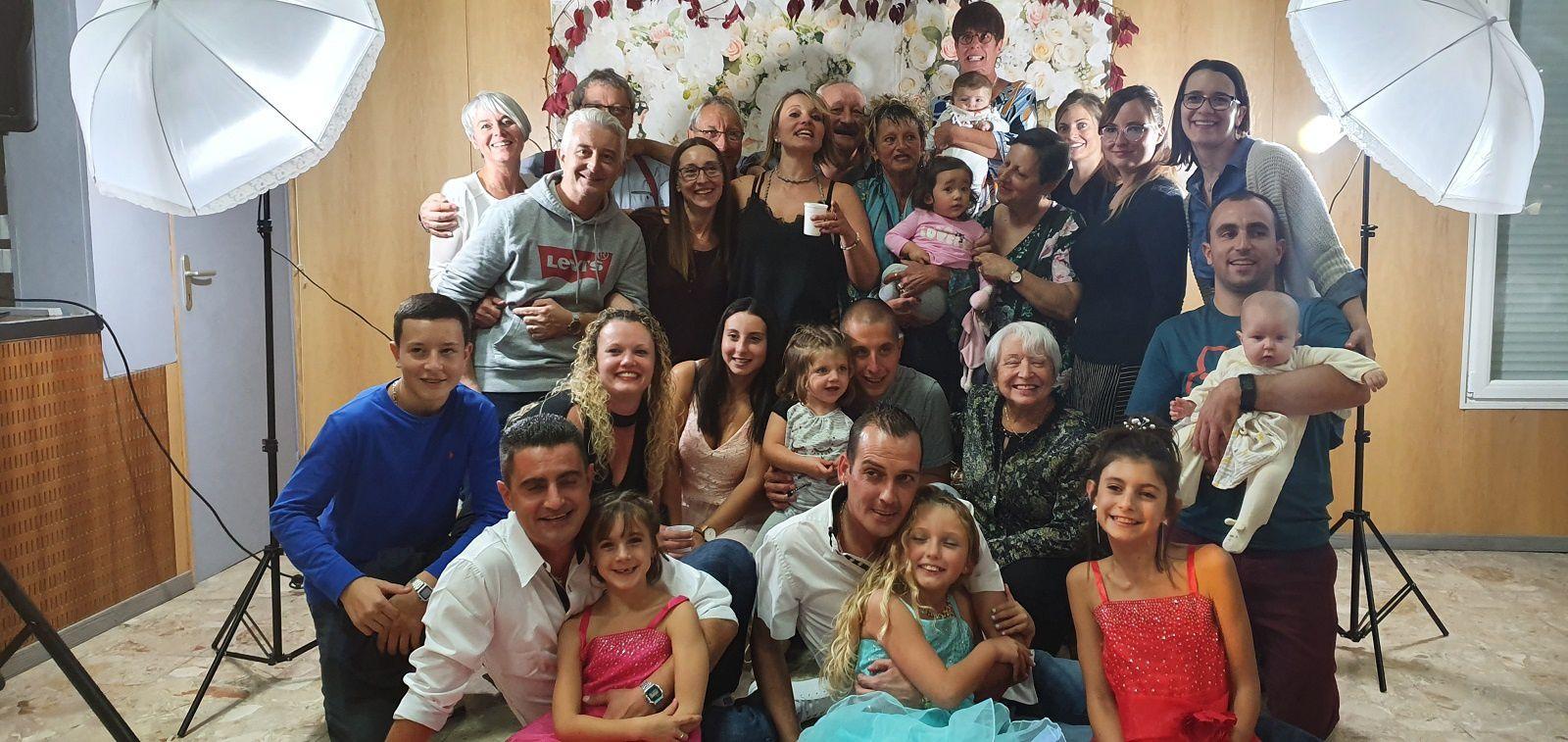 Castellane  : Quarante ans de mariage