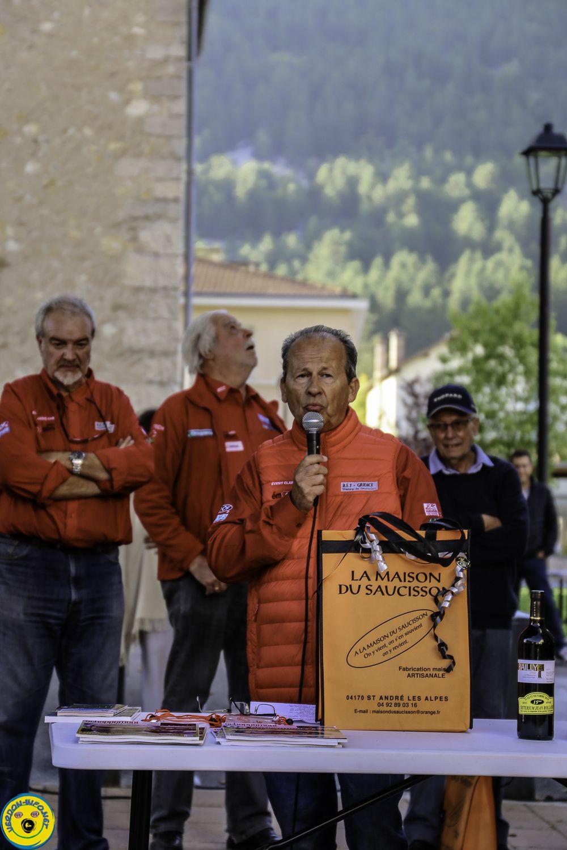 Critérium Jean Rolland  a traversé la CCAPV