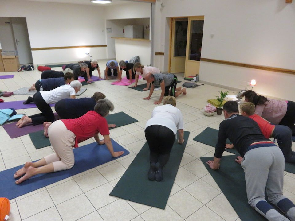 La Mure-Argens : L'art du Yoga c'est à l'association la Grande Ourse