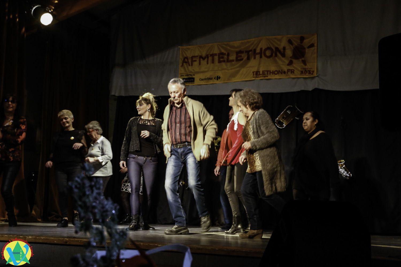St André les Alpes :Téléthon 2019 soirée Cabaret