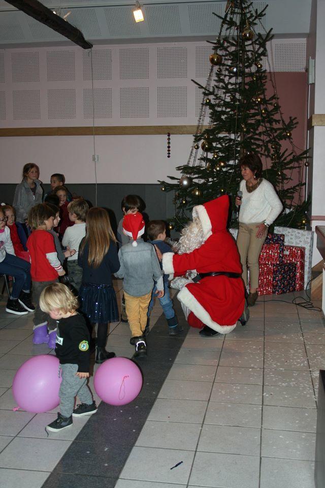 Beauvezer : Noël des enfants...