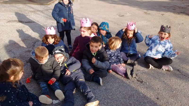 Barrême Tradition respectée à l'École Victor Hugo