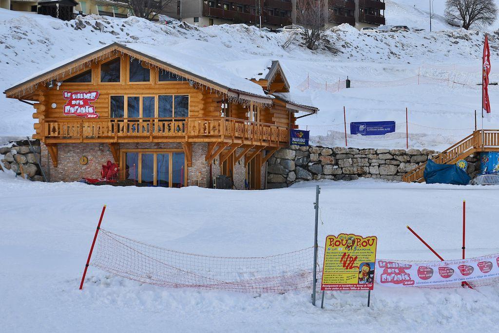 Val d'Allos-La Foux, Le village des enfants