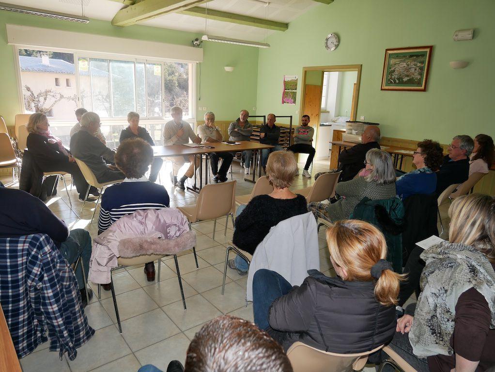 Allons: Une réunion publique pour la nouvelle liste