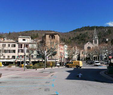 Castellane..... un village figé
