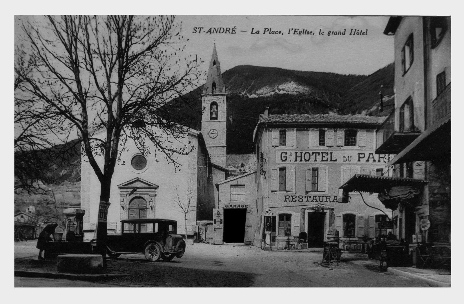 Saint André les Alpes: Jean-Louis, deux ans que tu nous as quittés !