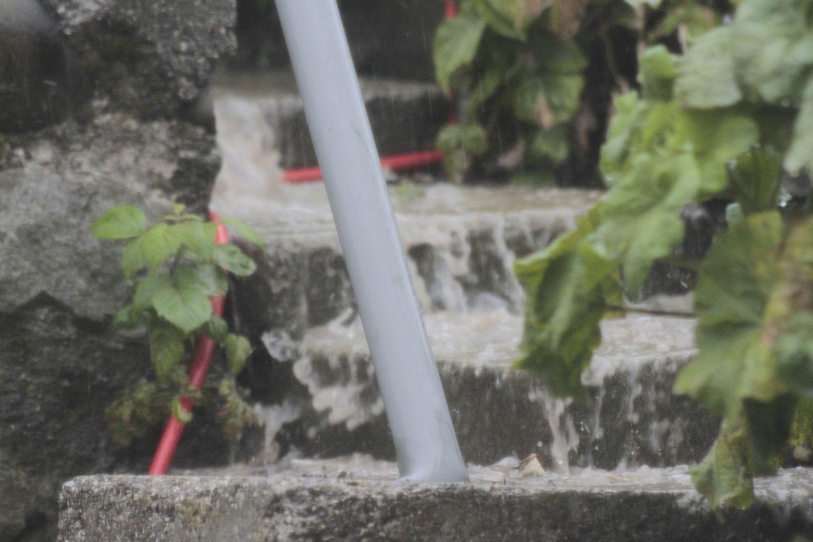La Mure Argens : Samedi 13 juin , journée très pluvieuse
