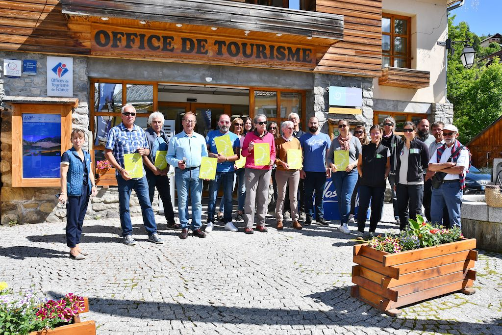 Val d'Allos-Village, Valoriser le tourisme durable.