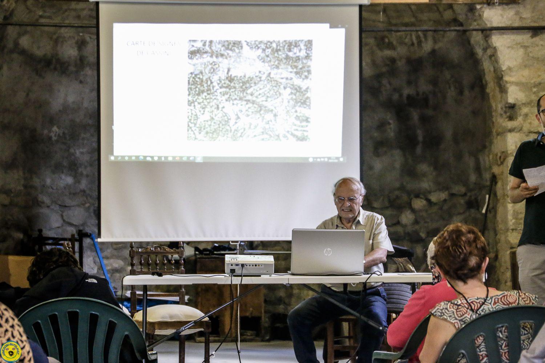 Thorame Haute : conférence sur la toponymie du Pays de Thorame