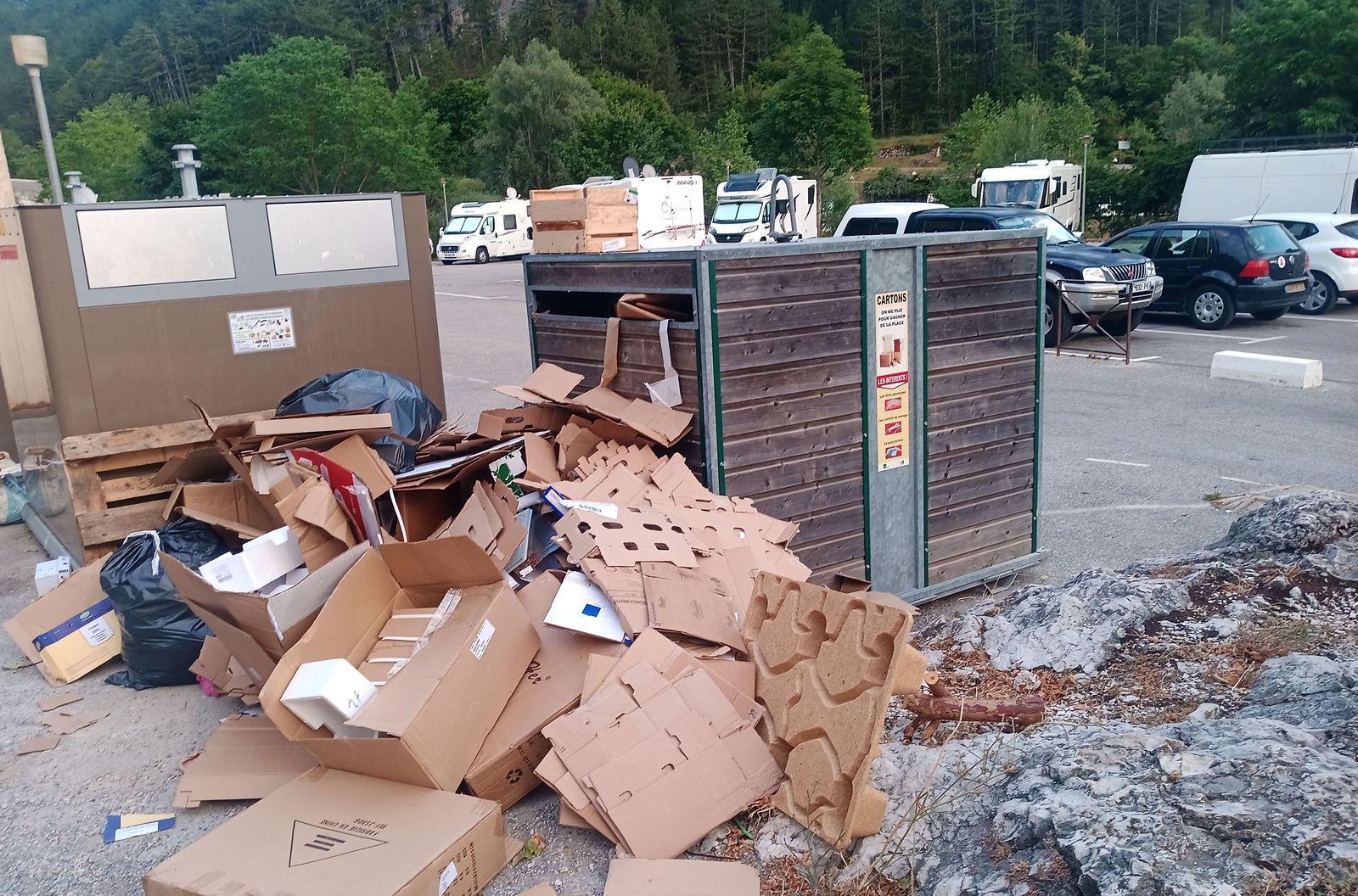 Castellane : Stop aux incivilités
