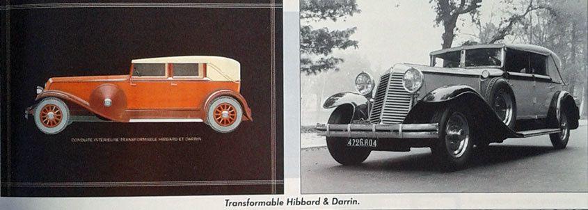 "Renault ""Reinastella"" de 1933..."