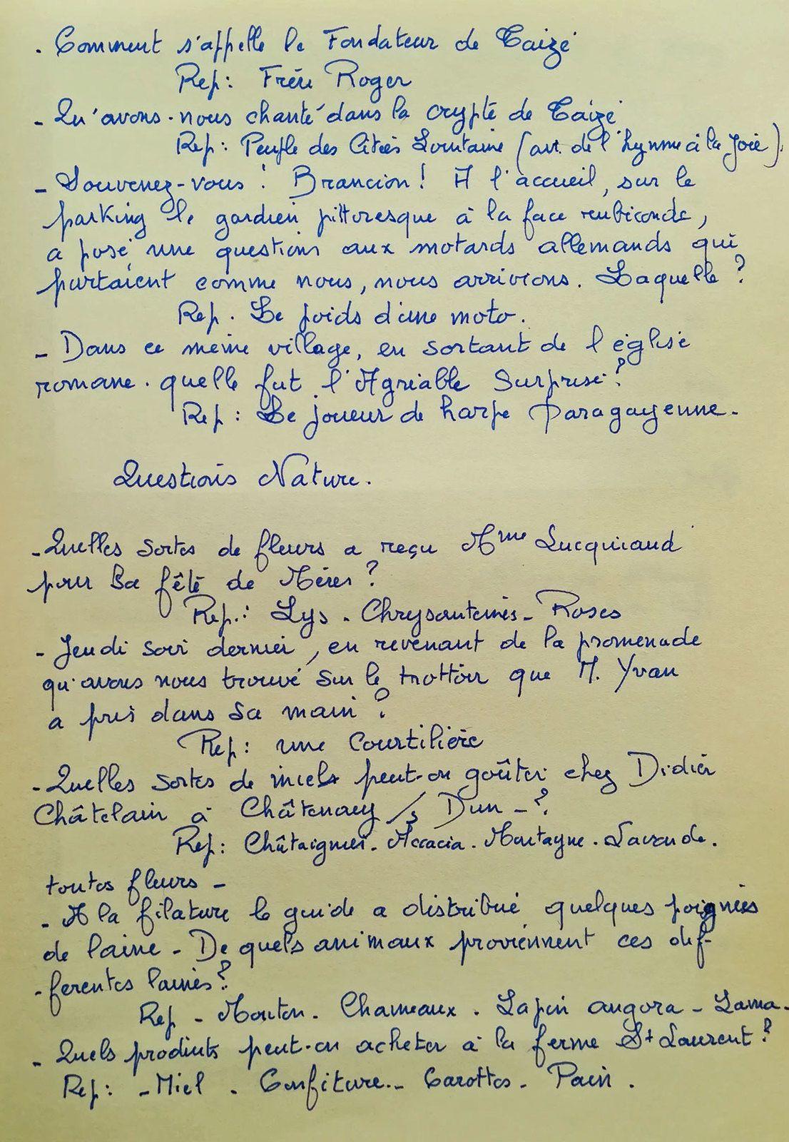 Les Martinistes en Bourgogne - 6 -