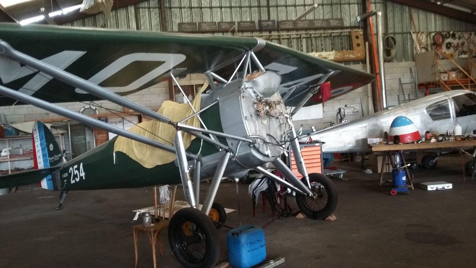 30 avril 2017 Le CREUX de la THINE Aéro Club Annonay