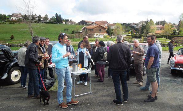 Sortie Brasserie du Pilat 14 mai 2017