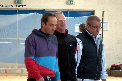 2015.01.17 Photos de la rencontre ESBS / ANGOULINS