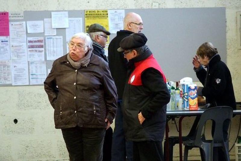 2015.02.03 Vétérans à Saintes