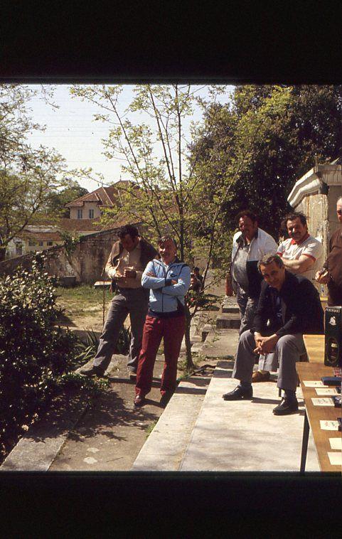 1983.05.15 Stage interrégional jeunes à Boyardville