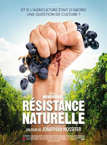 Au cinéma : la résistance par le vin !