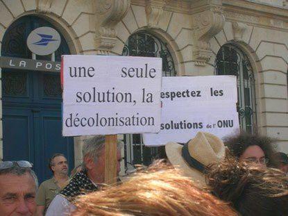 Palestine : 30 juillet.... 2 août.... la mobilisation continue à La Rochelle