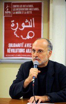 La région arabophone, entre changement progressiste et barbarie. Entretien avec Gilbert Achcar