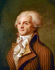Et si on parlait de Robespierre