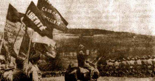 Les mutineries de 1917 du front.... à La Courtine