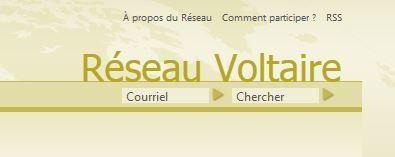 """Les impostures du Réseau Voltaire et des """"théories du complot"""""""