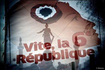 Crise de la candidature Fillon et crise de la 5ème république