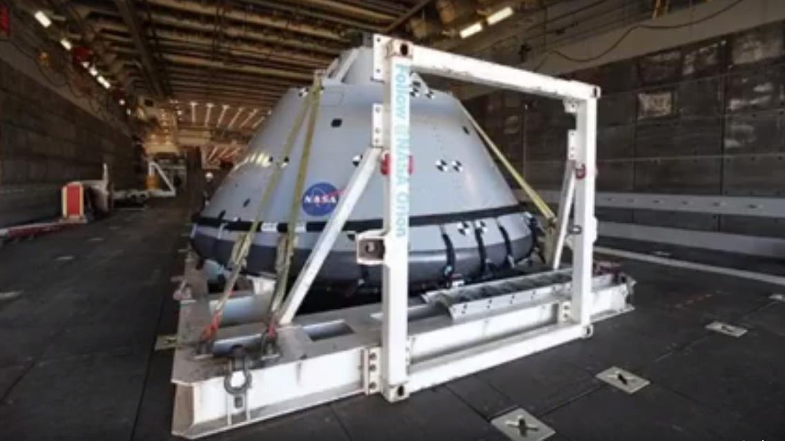 Enfin quelques nouvelles d'Orion…