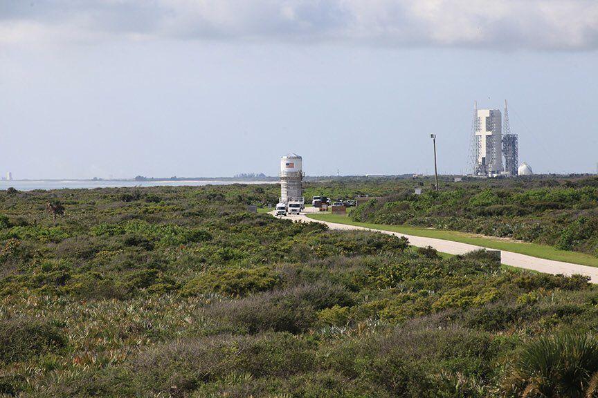 L'étage supérieur du SLS bientôt installé dans le « Space Station Processing Facility (SSPF) »