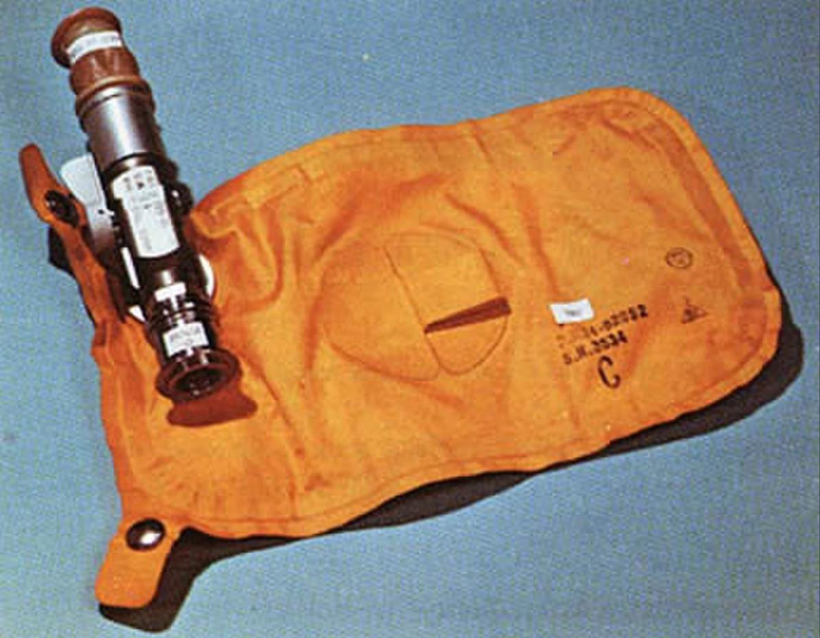 Système de transfert d'urine ère Apollo (UTS)