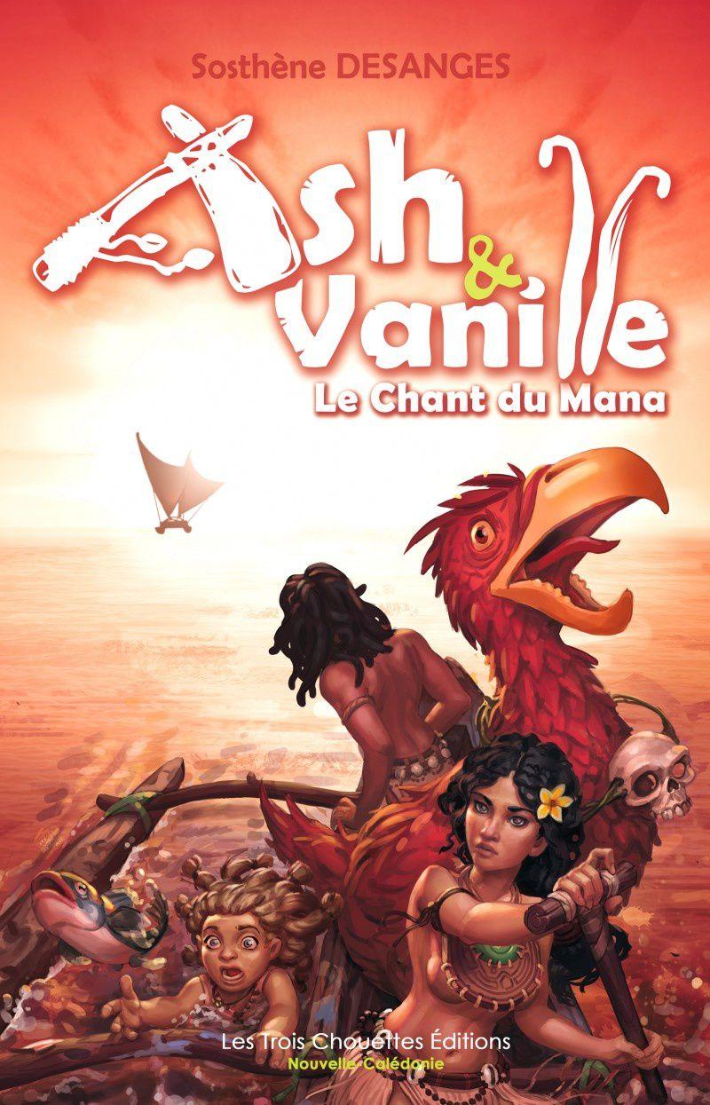Ash et Vanille et Frimeurs des îles, deux nouveautés en 2016