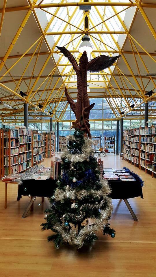 Noël autour des livres en Calédonie et infos sur salon Livre Paris