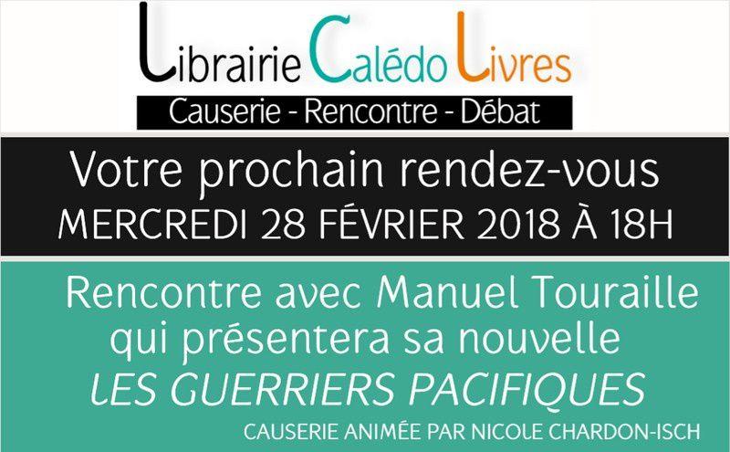 Le Guerriers Pacifiques de Manuel Touraille