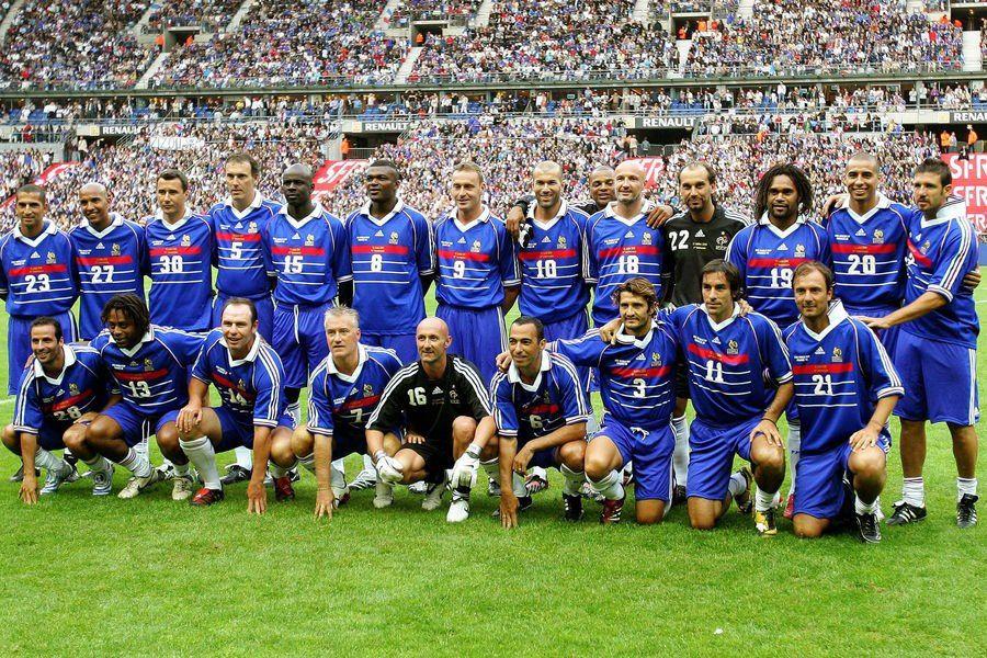 Notre équipe de 98