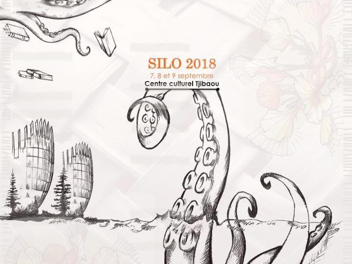 Extraits du programme et les prix littéraires remis pendant ce SILO 2018