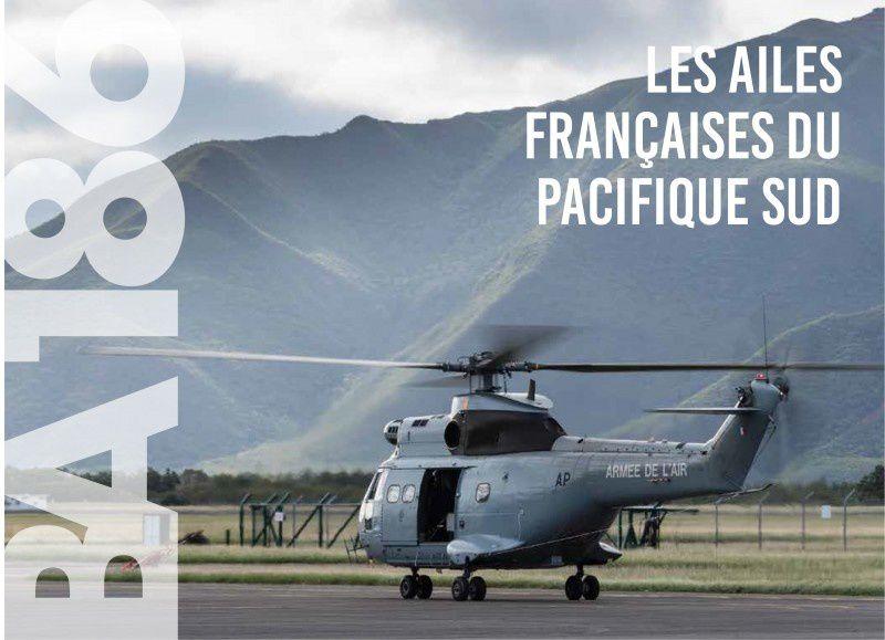 BA186 - Les ailes françaises du Pacifique par Base aérienne 186