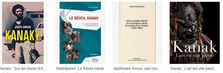 On peut se procurer ces livres en librairie chez le libraire Calédo Livres ou le commander à Book'in Pacific