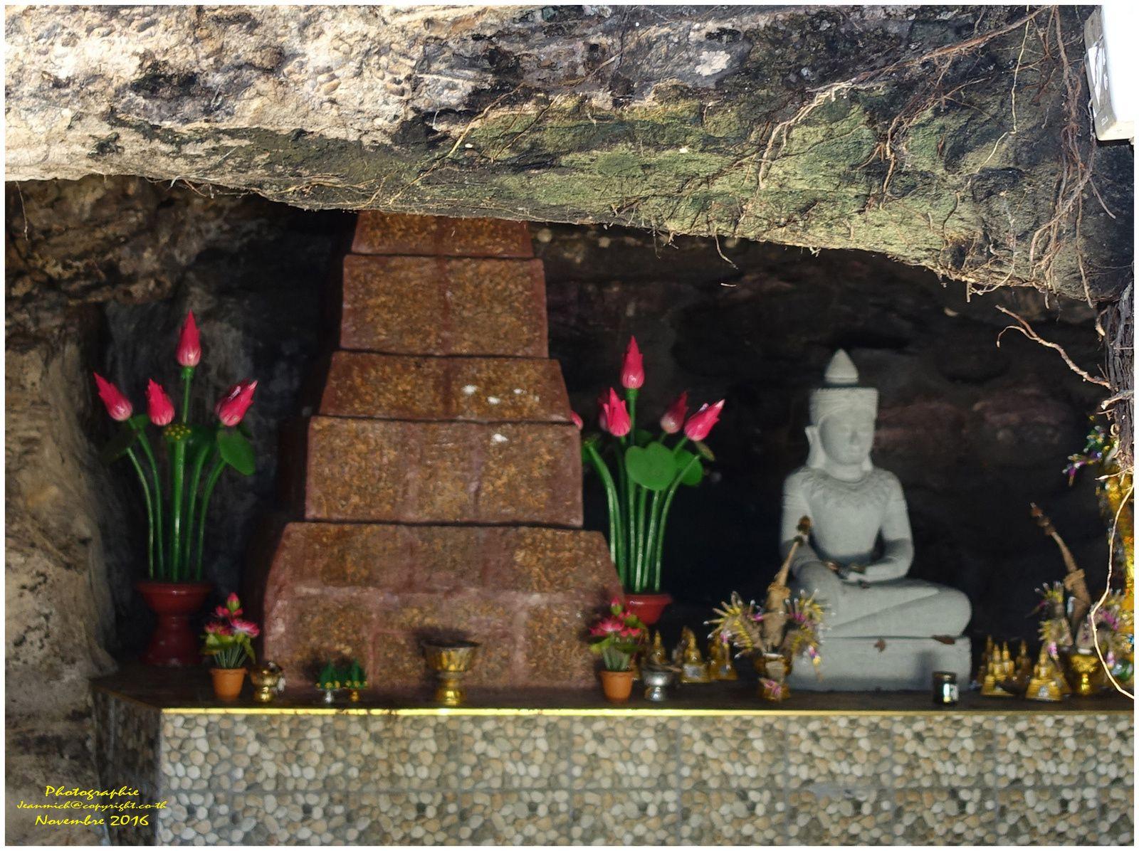 Visite surprise du côté d'Ubonrat (Thaïlande)