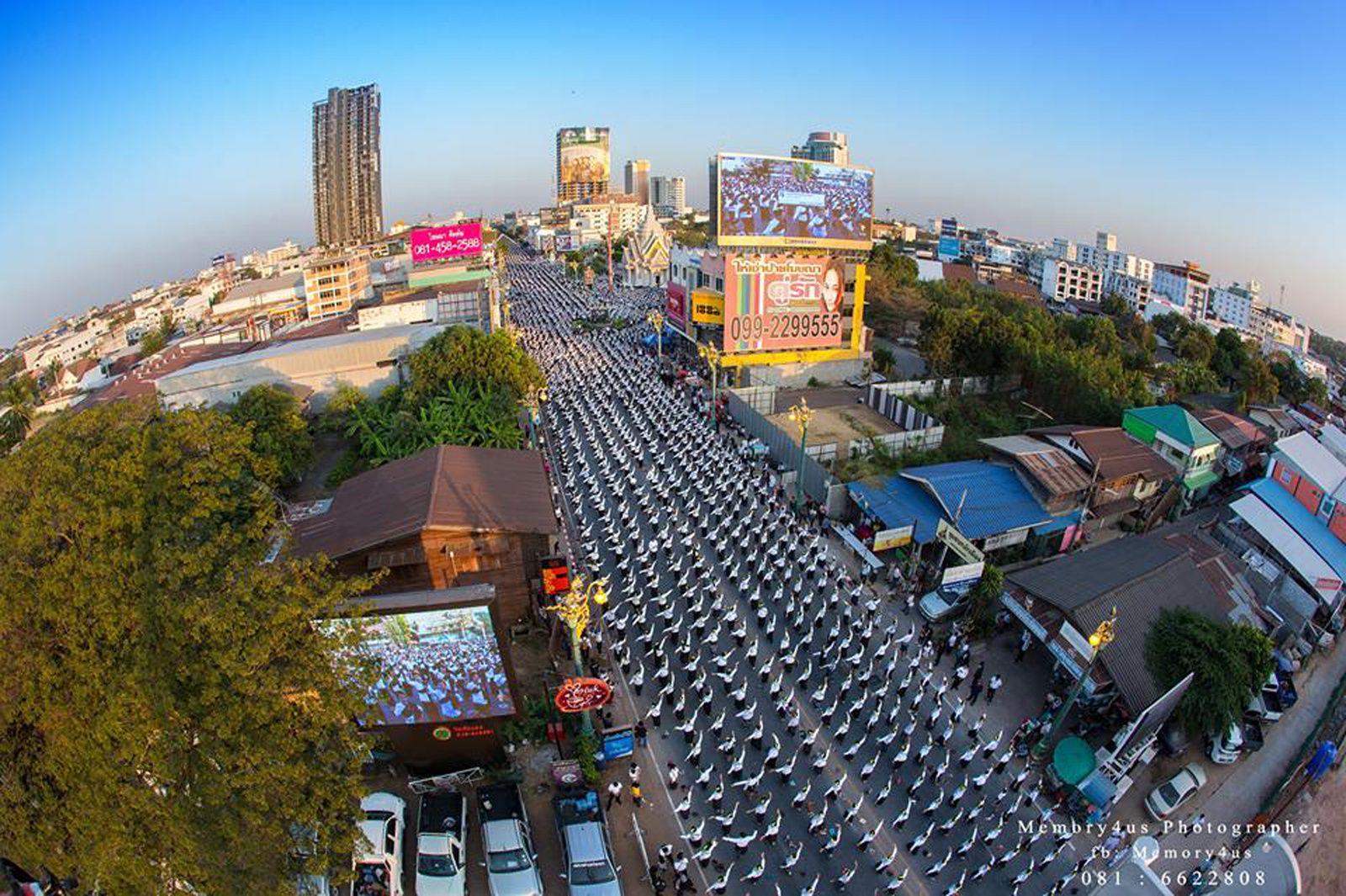 International silk festival Khon Kaen (I)