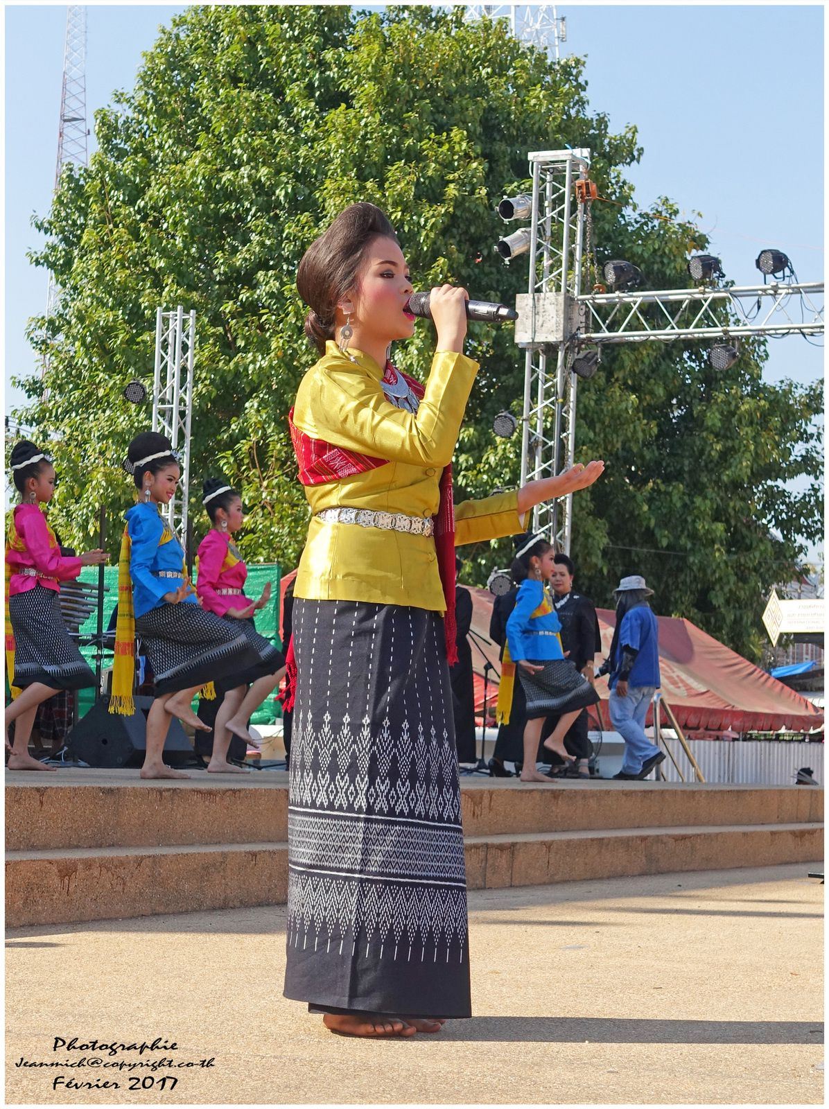 International silk festival Khon Kaen (I)