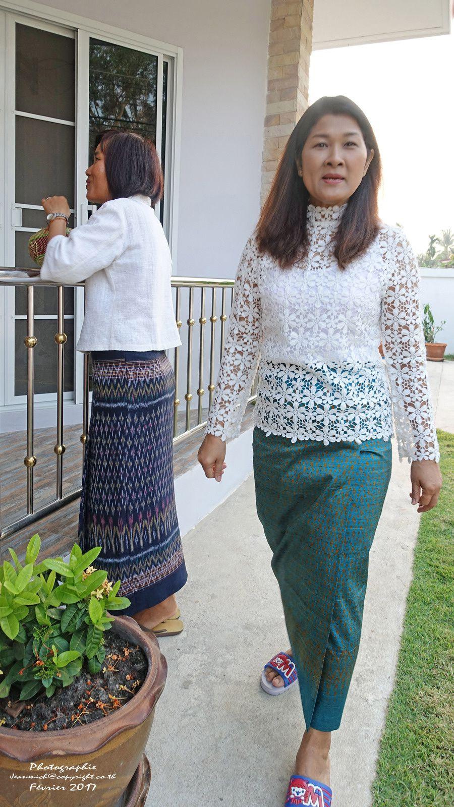 Bénédiction de la maison de nos amis (Thaïlande) 1ère partie