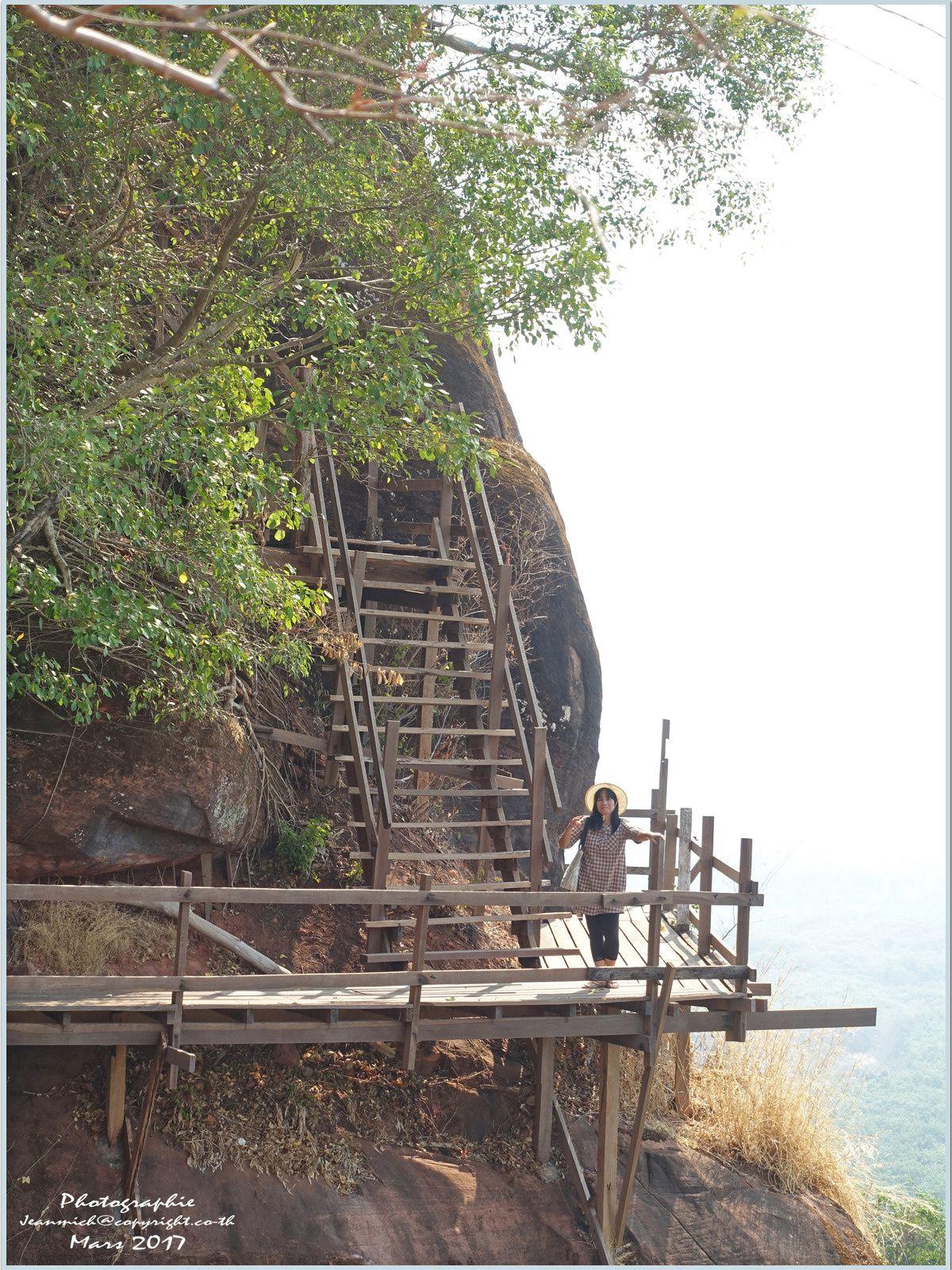 Wat Phu Tok (พุทธวิหาร) province de Bueng Kan Thaïlande