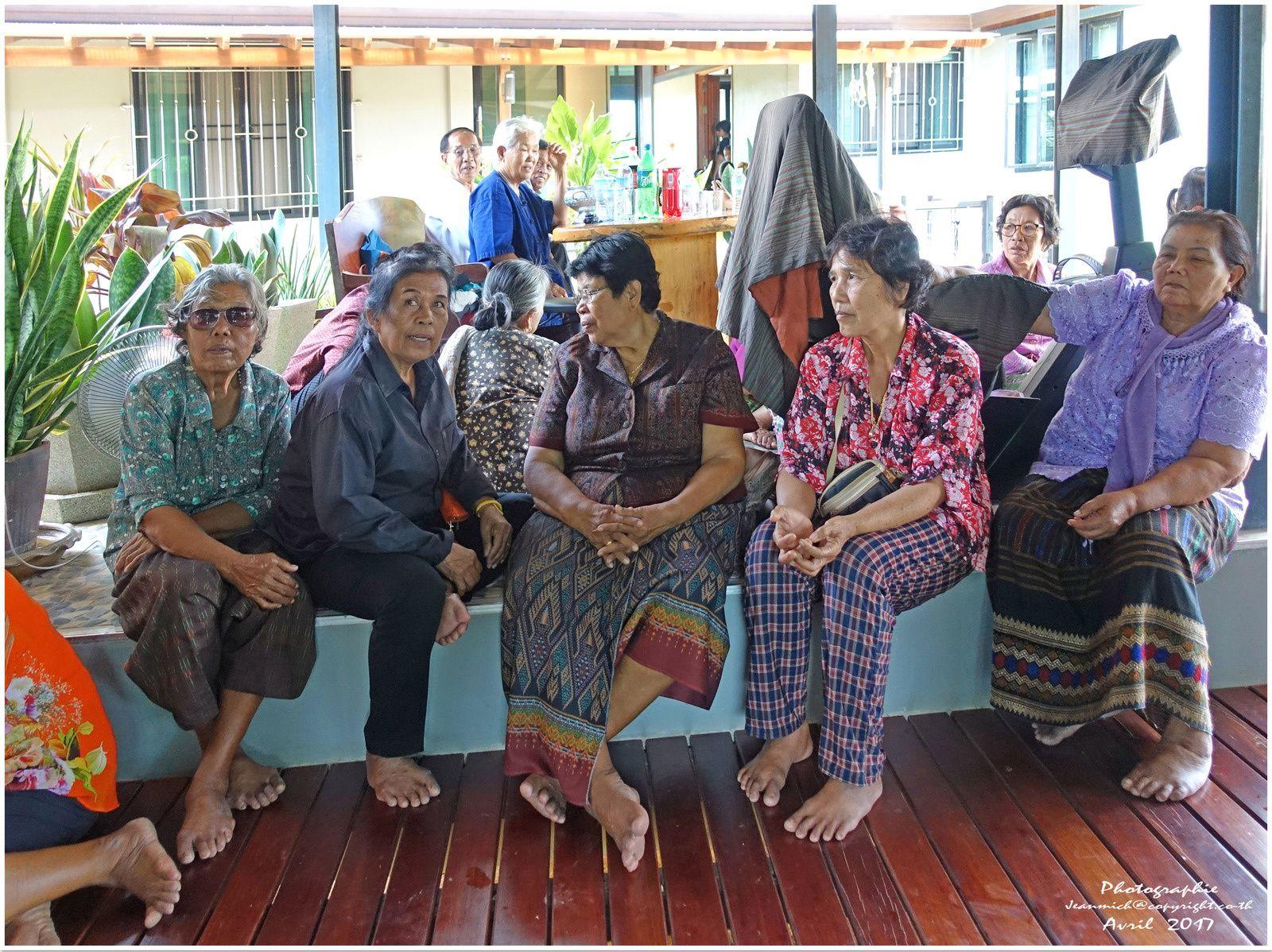 Bénédiction de la maison de nos amis à Khon Kaen (Thaïlande)