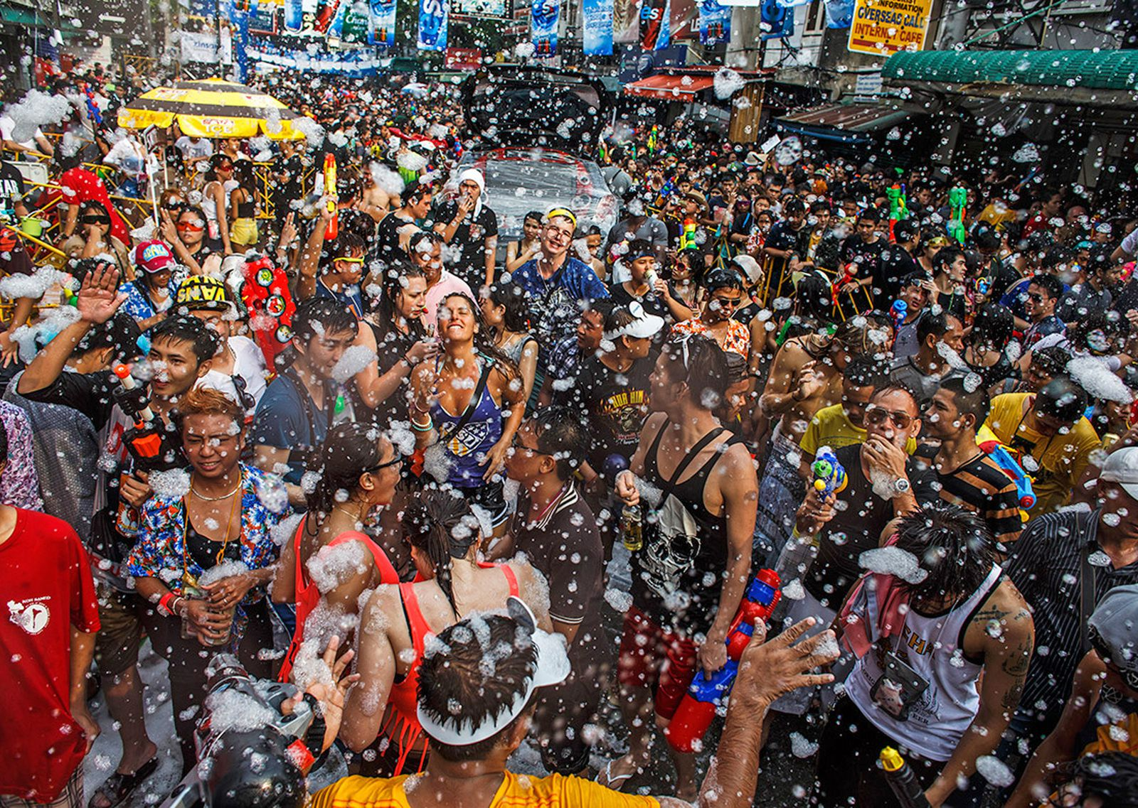 Songkran, le Nouvel An Thaï