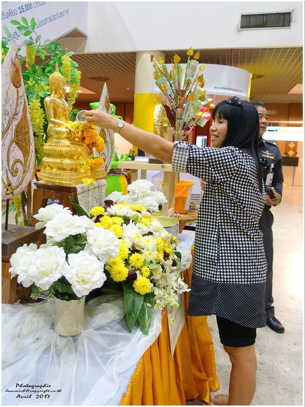 L'arrivée des p'tits suisses à Khon Kaen
