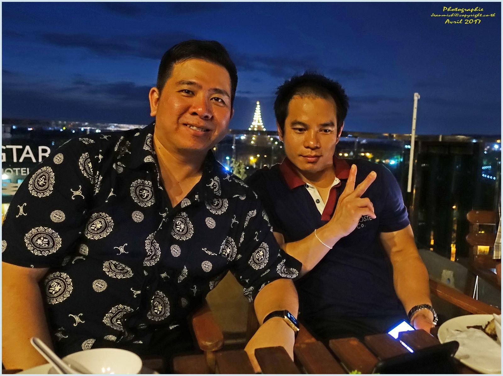 L'anniversaire de Paul en Thaïlande (Khon Kaen)